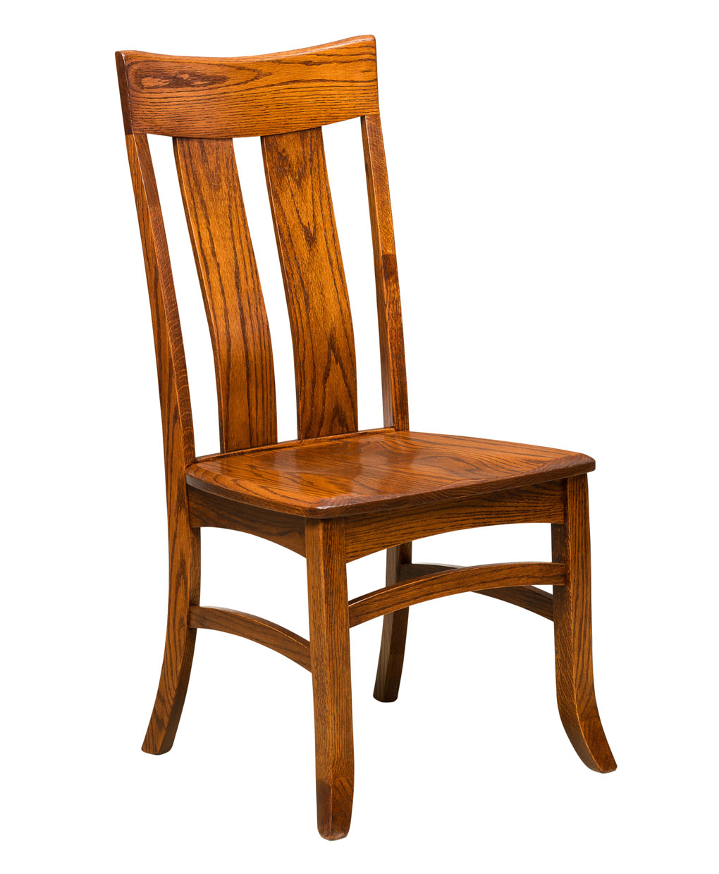 Warren Amish Dining Chair [Side]