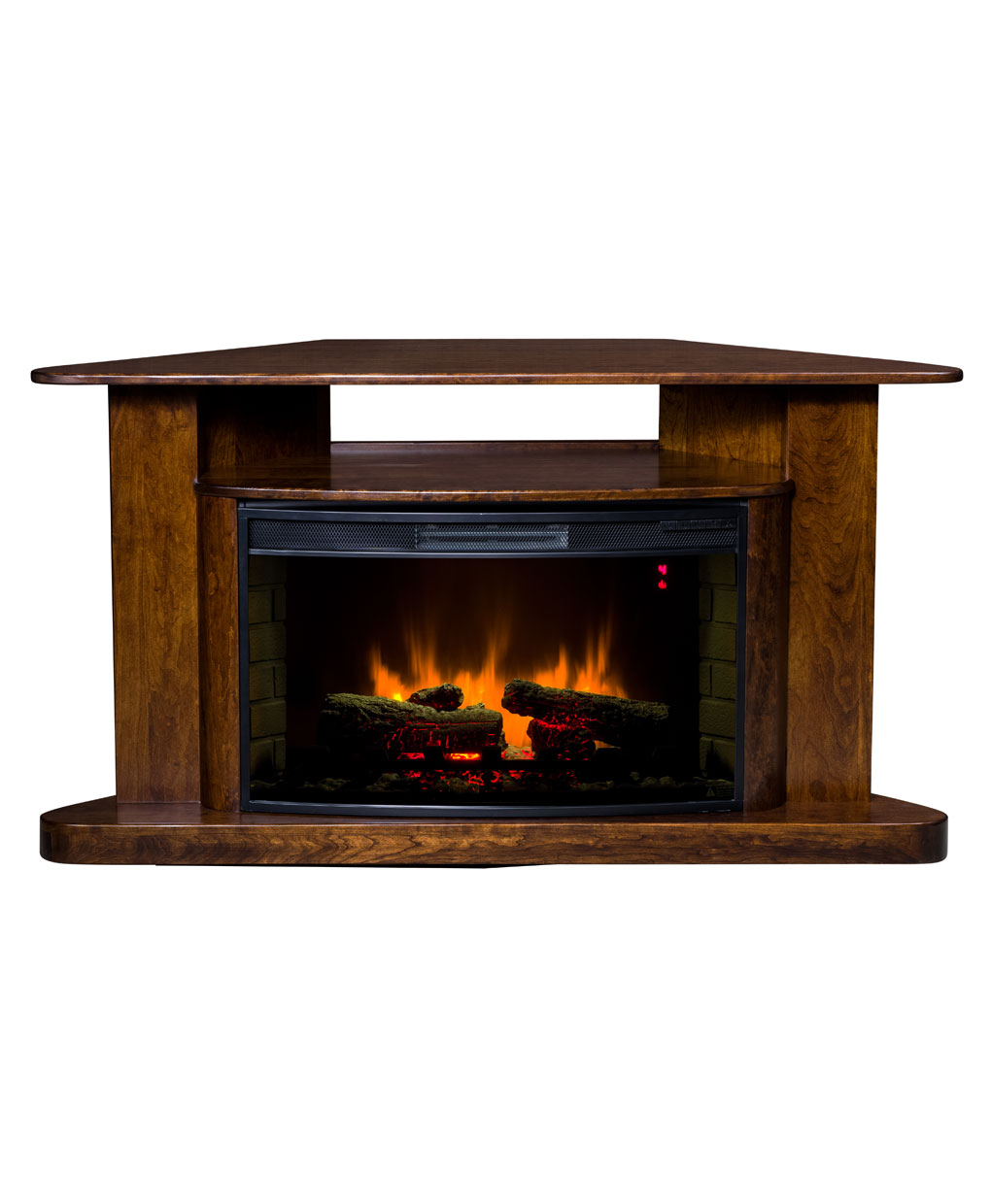 Cozy Glow Led Corner Heater 107a Amish Direct Furniture