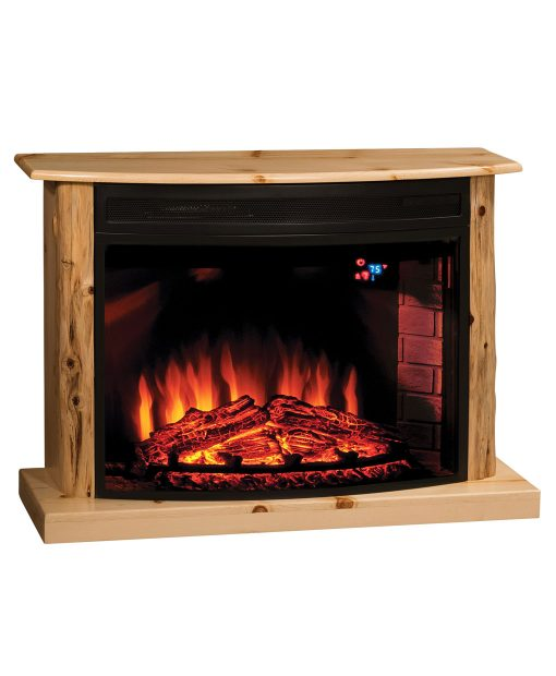 Cozy Glow LED Amish Pine Heater (108A)
