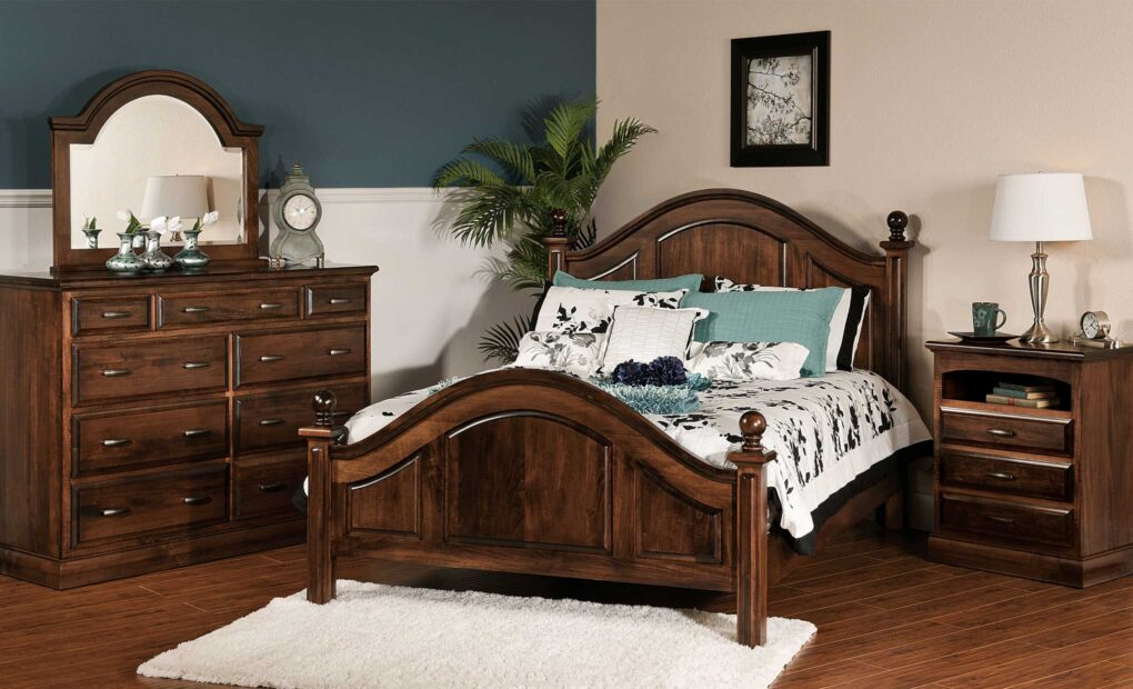 Adrianna Amish Bedroom Collection
