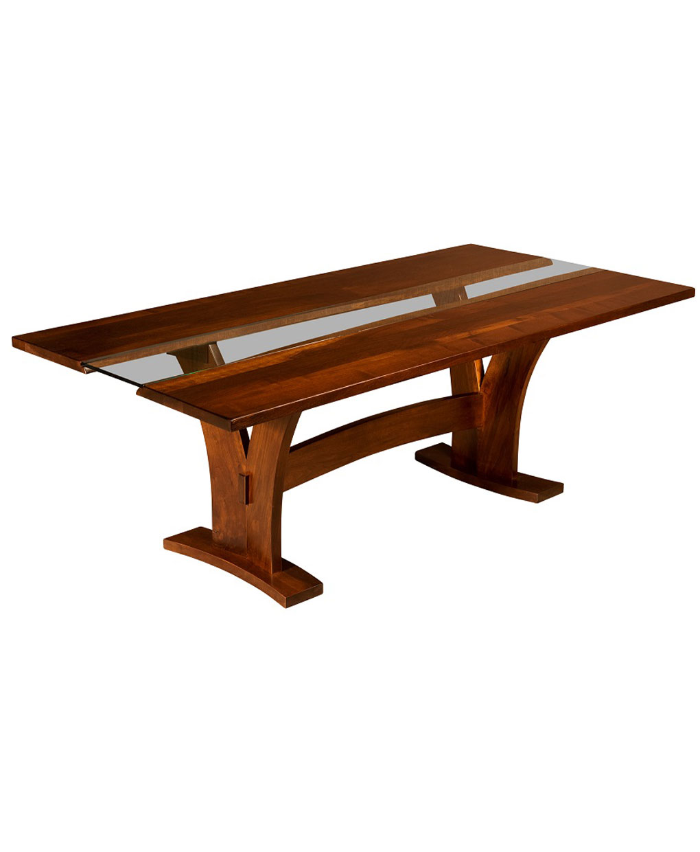 Bellingham Amish Live Edge Table