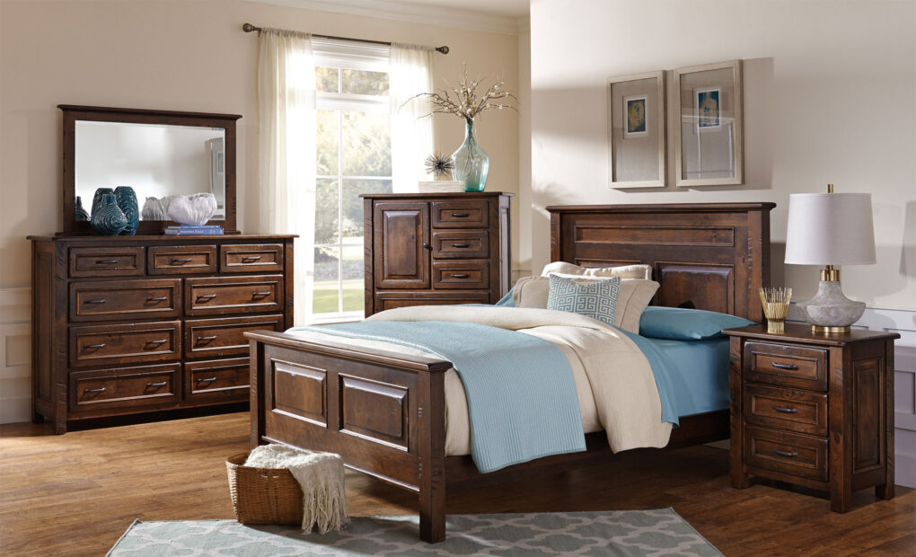 Belwright Amish Bedroom Collection