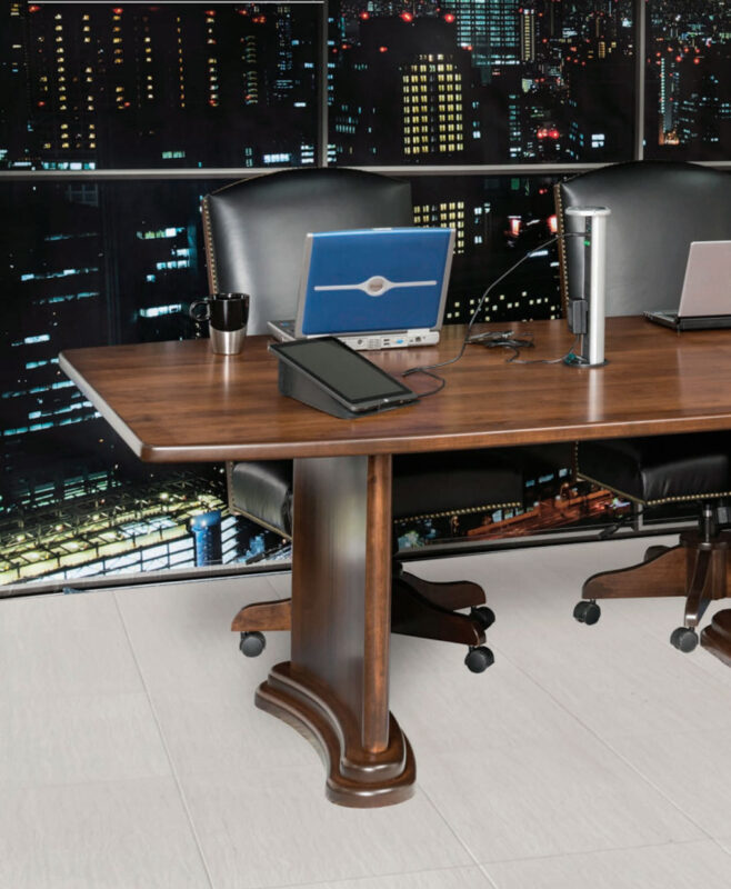 Executive Conference Table [Set Photo 1]