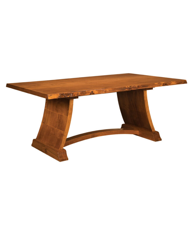 Tahoe Amish Live Edge Table