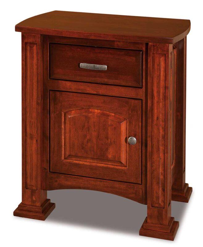 Lexington 1 Drawer 1 Door Nightstand