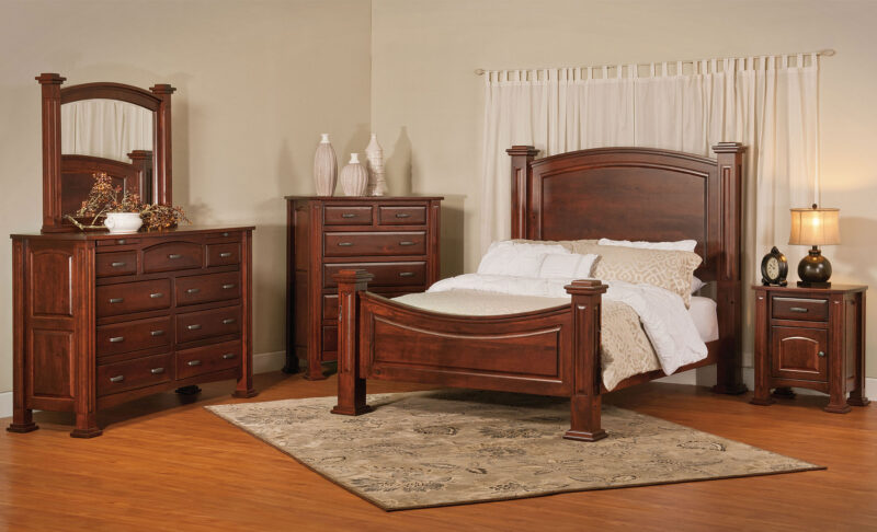 Lexington Amish Bed [Collection]