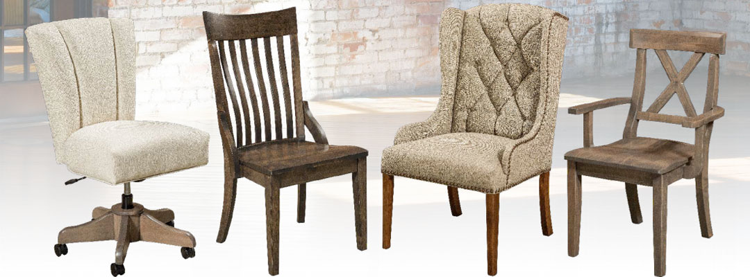 Chair Furniture Styles strong, sturdy, hand crafted amish made furniture