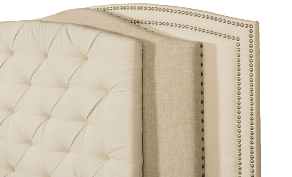 Adessa Amish Full Upholstered Bed [Headboard Designs]
