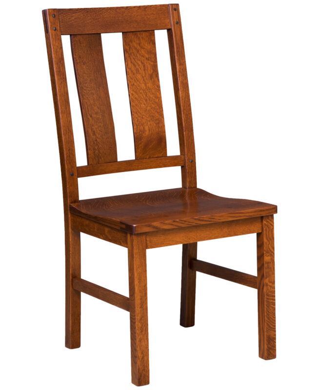 Brunswick Amish Dining Chair [Side]