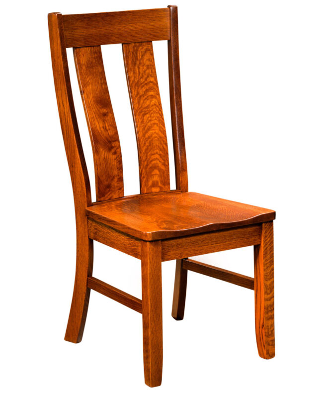 Garrison Amish Dining Chair[Arm]