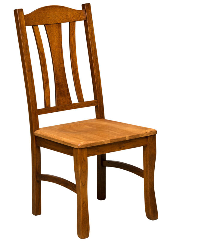 Hearth Side Amish Dining Chair [Side]
