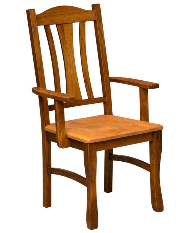 Hearth Side Amish Dining Chair [Arm]