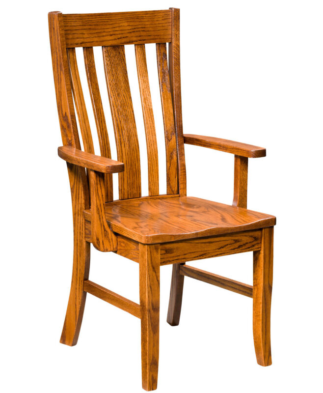 Nostalgia Amish Dining Chair [Arm]