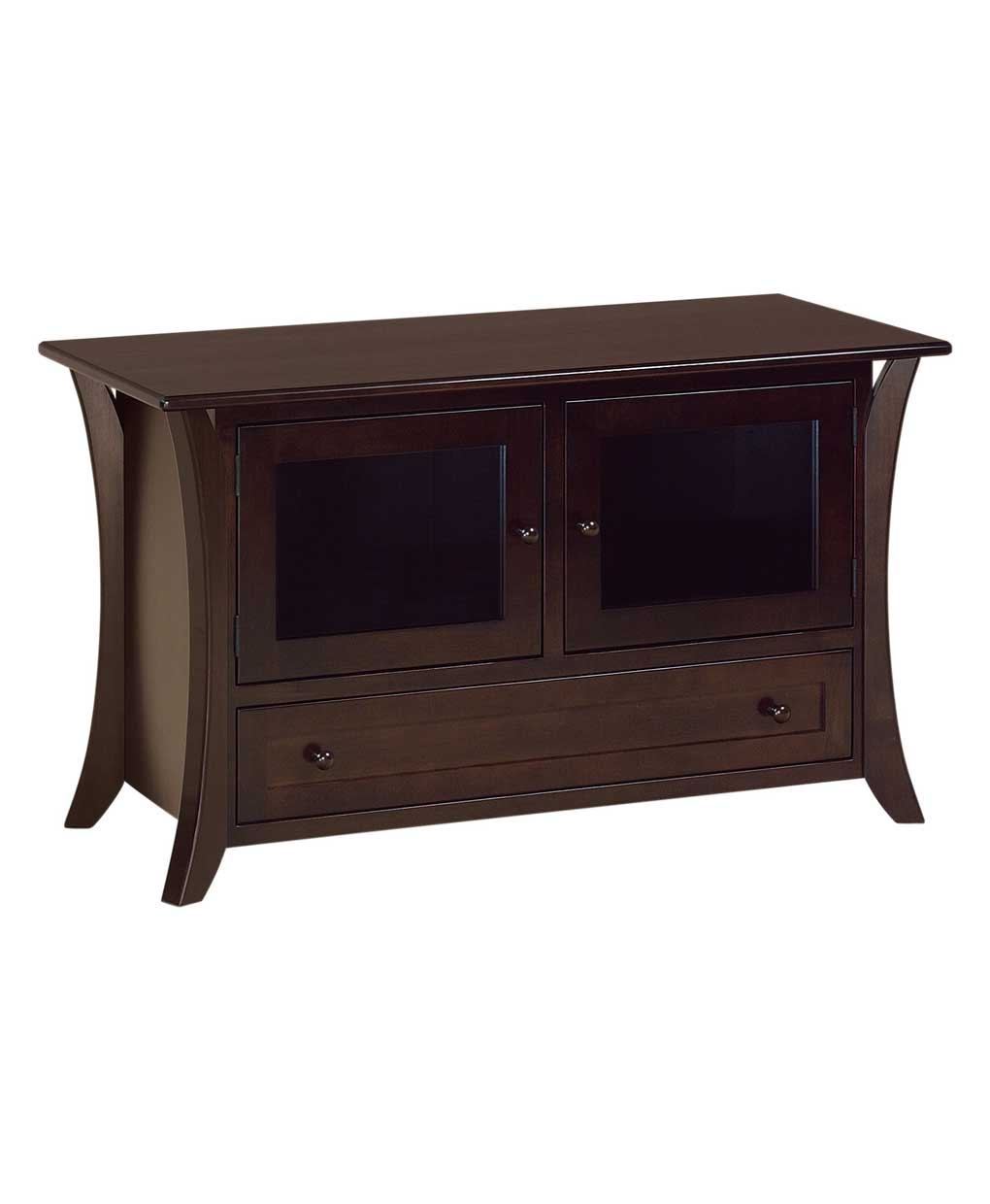 Tall caledonia tv stand amish direct furniture for Tall tv stands for living room