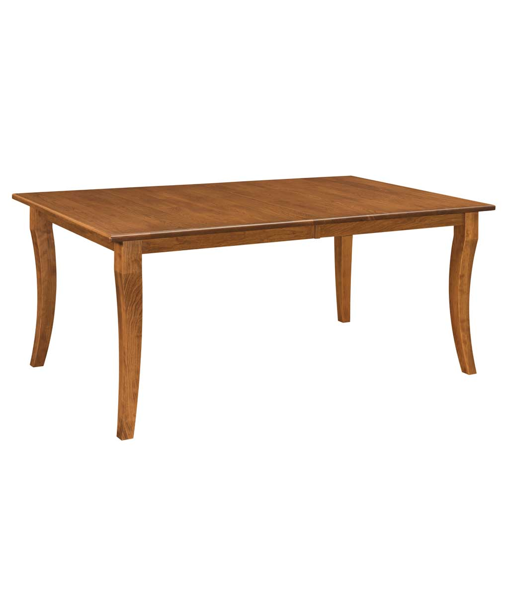 Amish Made Dining Room Tables: Fenmore Amish Leg Table