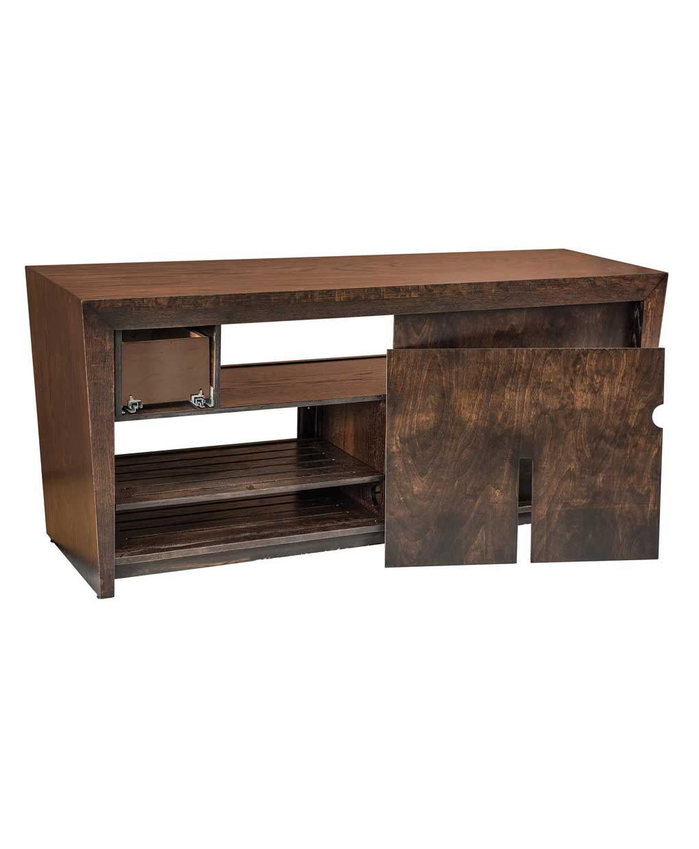 North Avenue Tv Stand Amish Direct Furniture