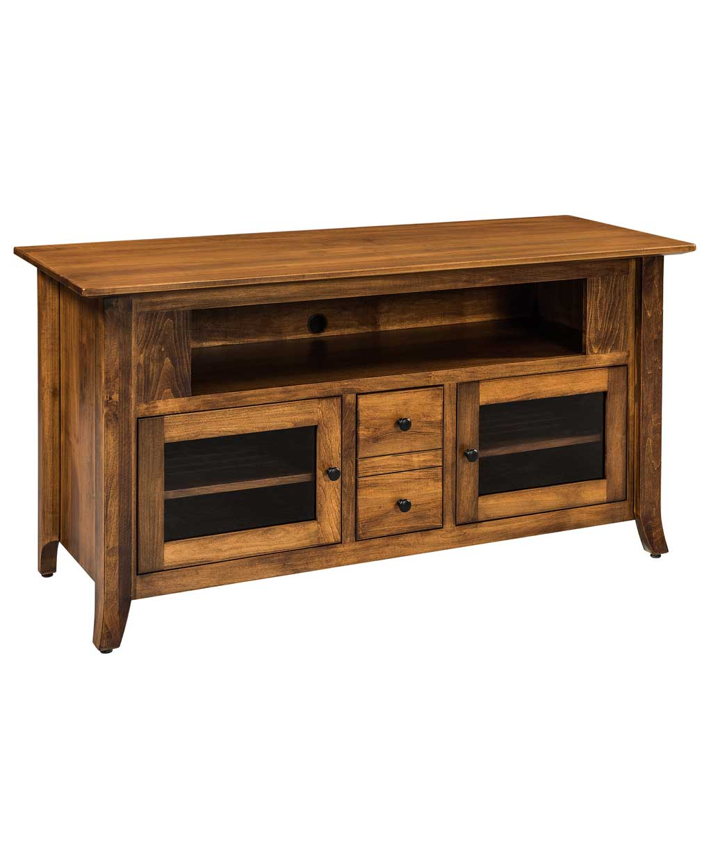 Vanderbilt TV Stand Amish Direct Furniture