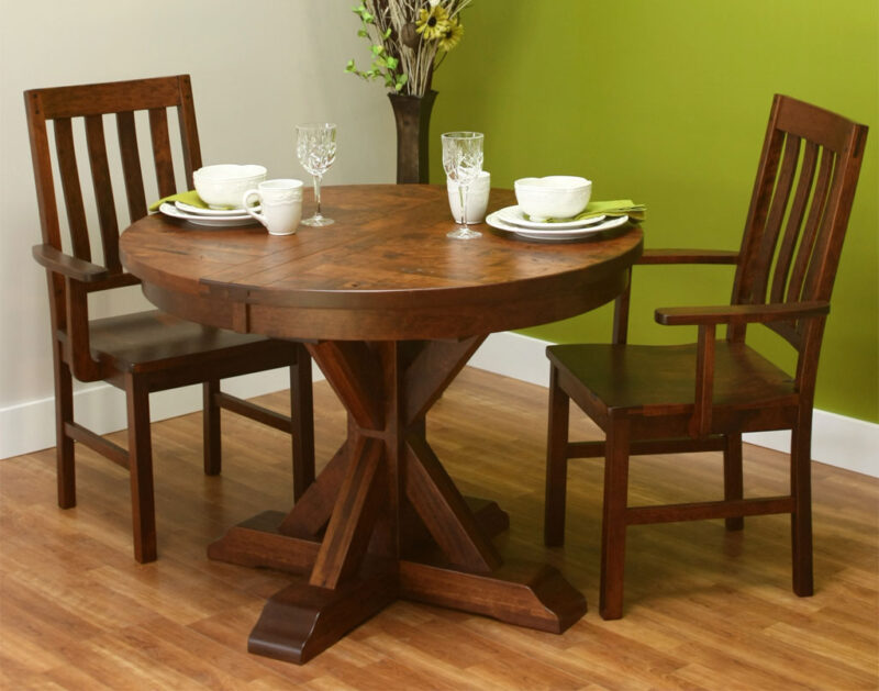Alberta Amish Table Set