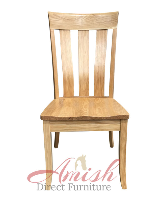 Alexander Amish Kitchen Chair [Front View / Amish Direct Furniture Exclusive]