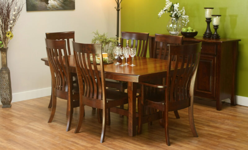 Amish made Berkley Table Set