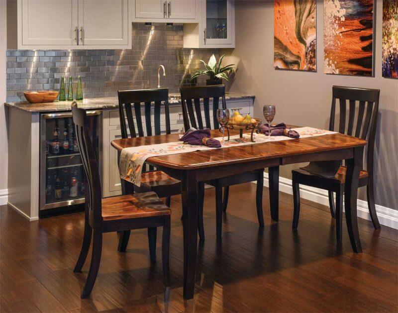 Canterbury Amish Table Set