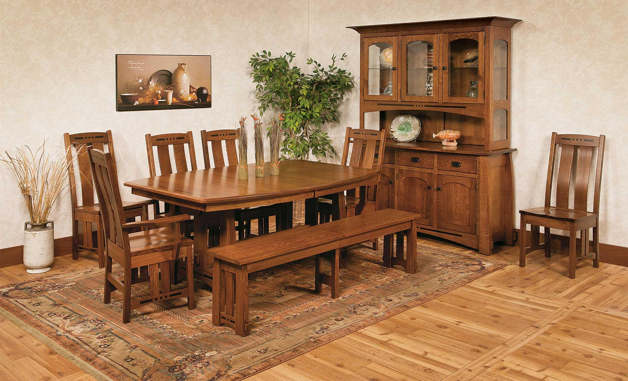 Colebrook Hutch Amish Direct Furniture