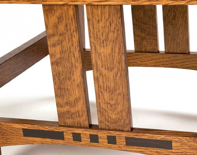 Colebrook Amish Table Set [Inlay Detailed]
