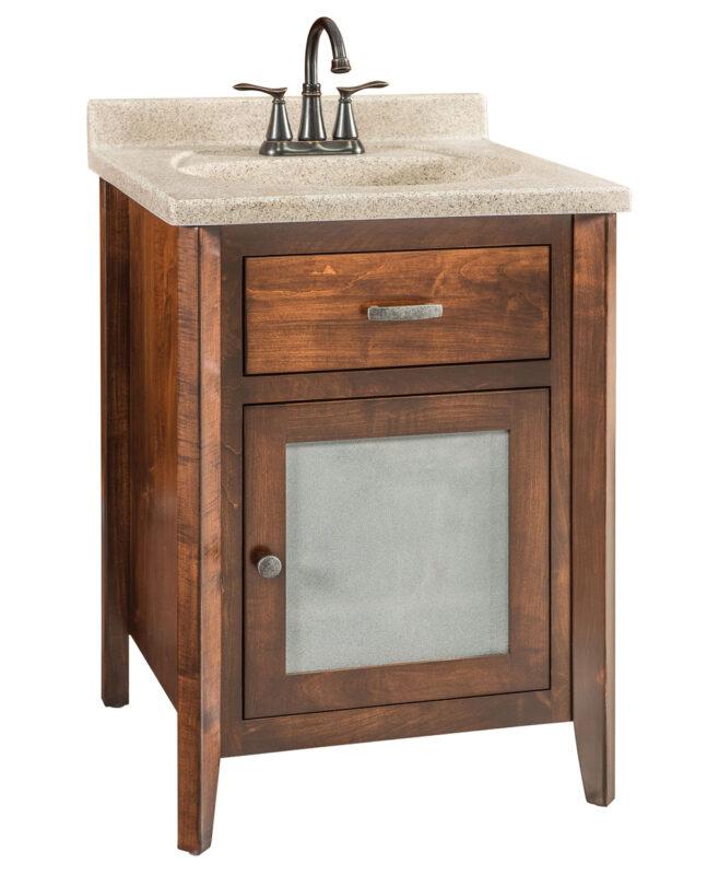 Garland Bathroom Vanity [GLLV24NT / 1 Drawer, 1 Door]