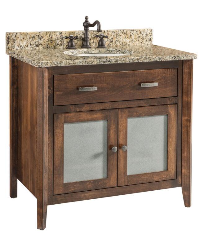 Garland Bathroom Vanity [GLLV36NT / 1 Drawer, 2 Door]