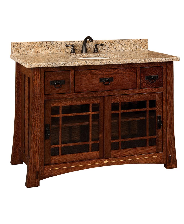 Morgan Amish Bathroom Vanity Amish Direct Furniture