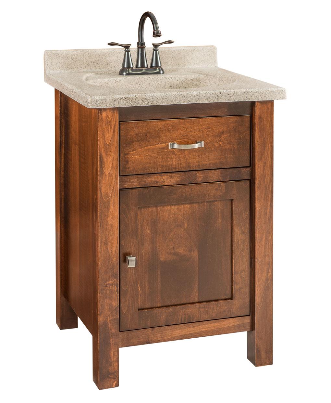 Regal Amish Bathroom Vanity Amish Direct Furniture