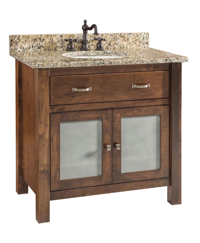 Regal Amish Bathroom Vanity Amish Direct Furniture - Amish bathroom vanity