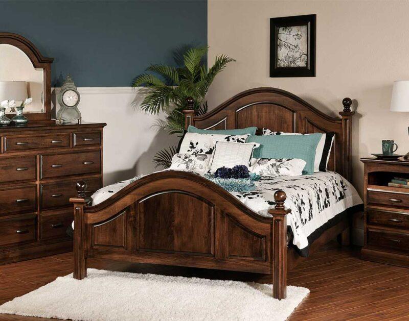 Adrianna Amish Bedroom Set