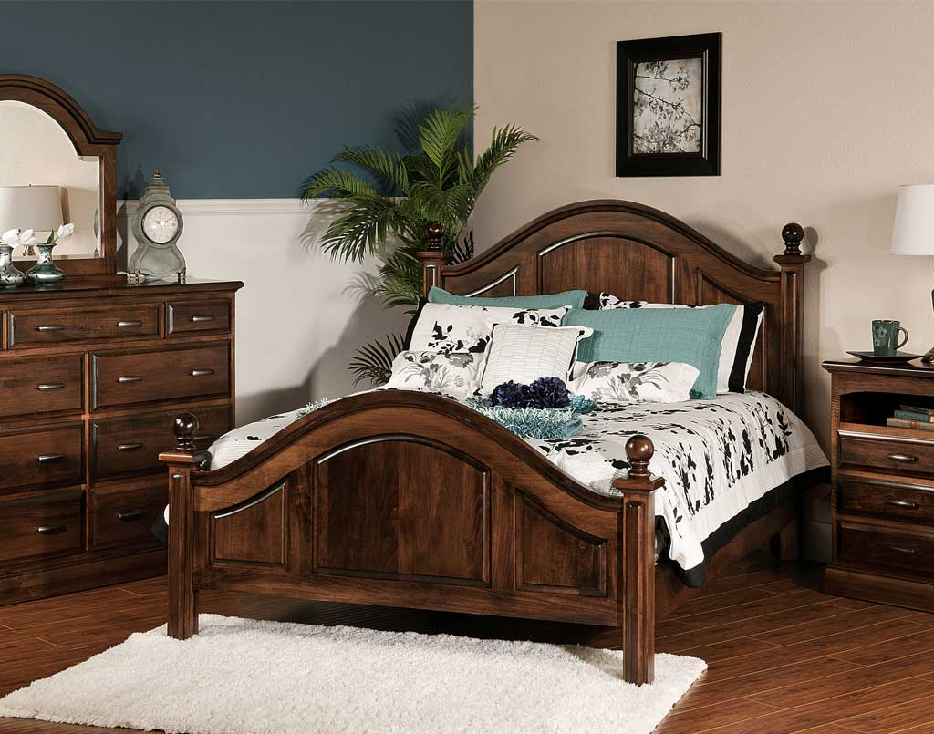 adrianna amish bedroom set amish direct furniture. Black Bedroom Furniture Sets. Home Design Ideas