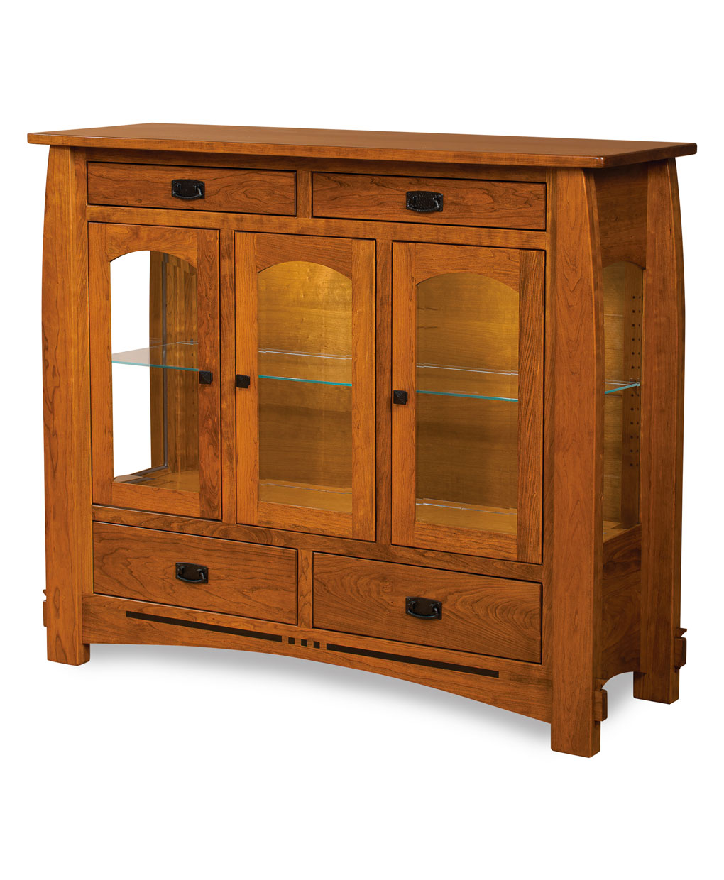 Colebrook High Buffet Amish Direct Furniture