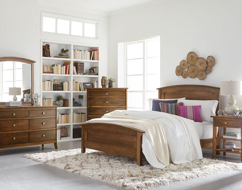 Laurel Amish Bedroom Set