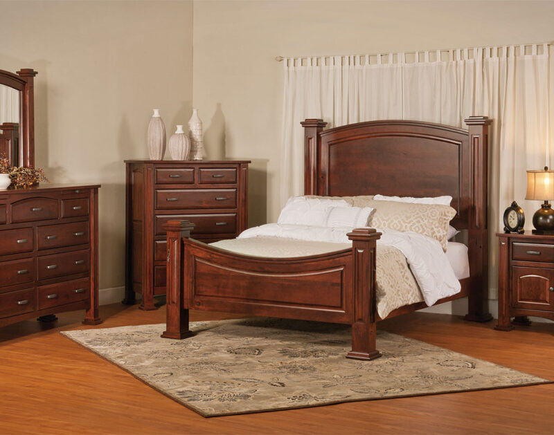 Lexington Amish Bedroom Set