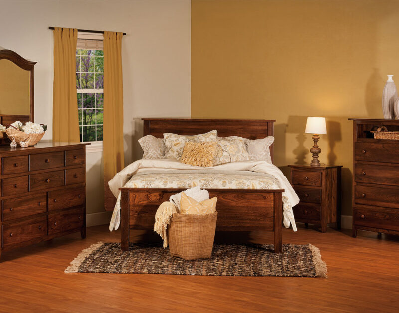 Shaker Amish Bedroom Set