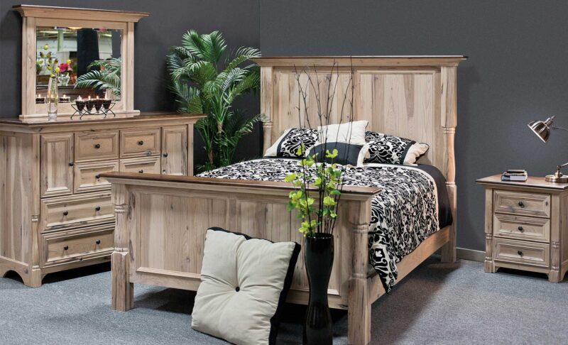 Palisade Amish Bedroom Set