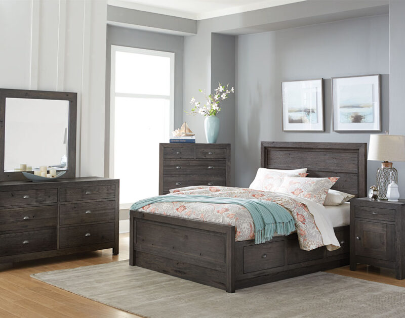 Sonoma Amish Bedroom Set
