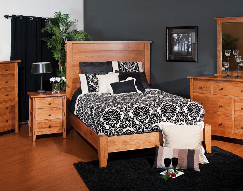 Bungalow Amish Bedroom Set