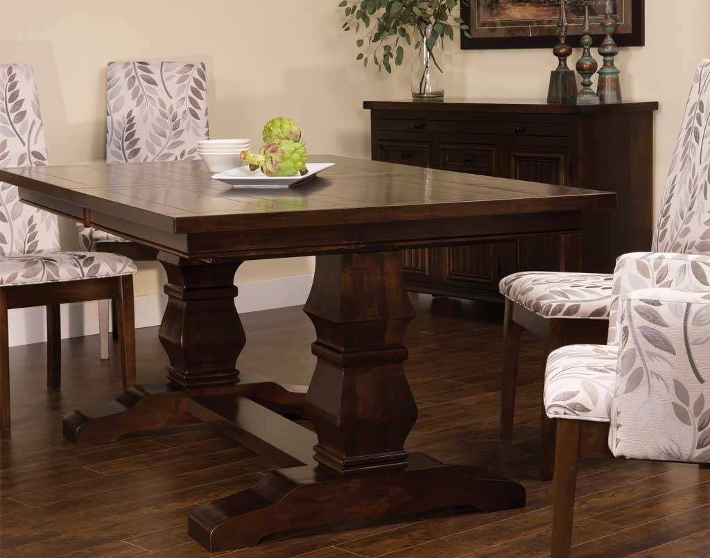 Top Amish Dining Room Sets (Tables, Chairs, Furniture, Etc.)