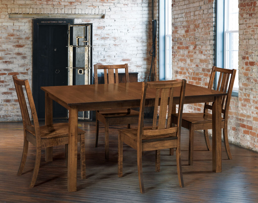 Eco Amish Table Set