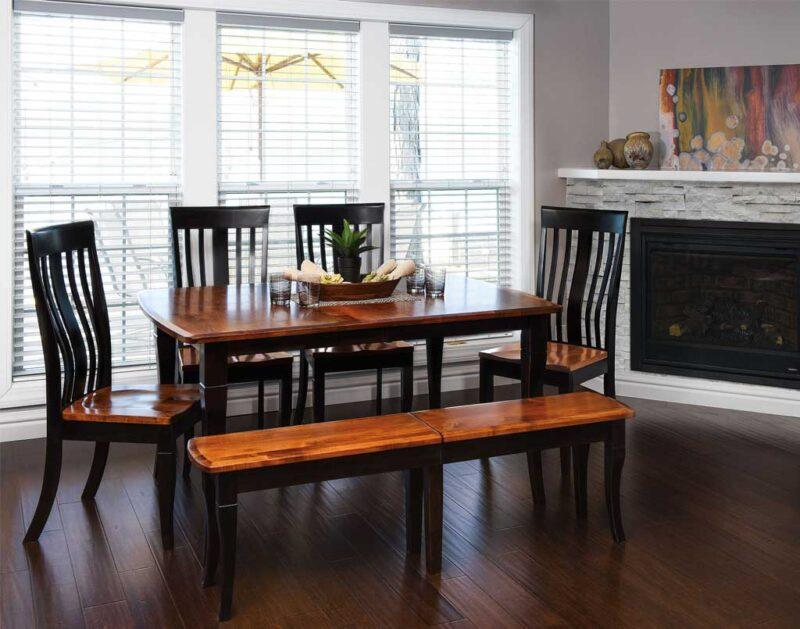 Newbury Amish Table Set